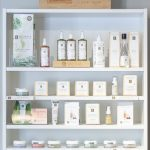 Lavender Rose Day Spa Product Display