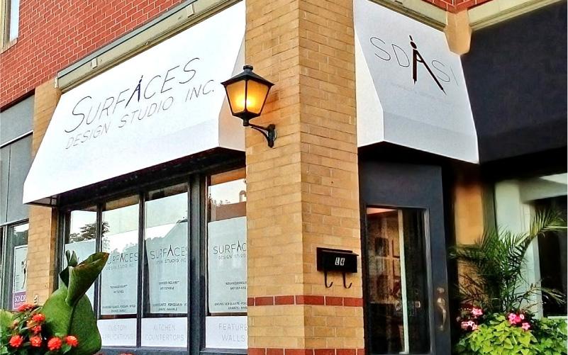 Surfaces Design Studio